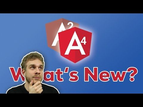 Want to get started with Angular 4? This 2 hour excerpt from my 5 star rated, 16+ hour Udemy course is the perfect opportunity to do so! If you want to dive ...