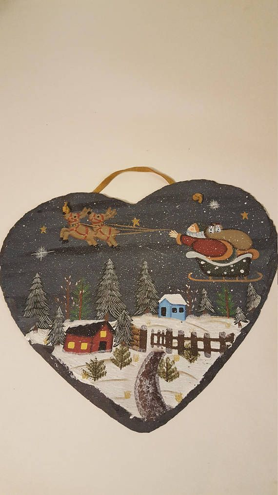 Check out this item in my Etsy shop https://www.etsy.com/ca/listing/578962179/vintage-christmas-wall-decor-santa
