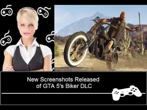 New Screenshots Released of GTA 5's Biker DLC