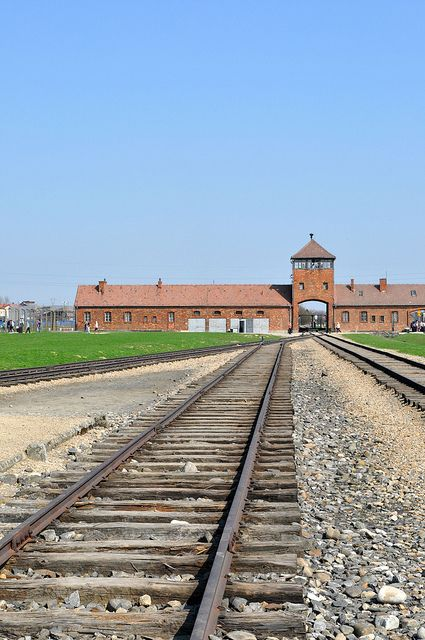 Auschwitz Birkenau - Poland.                       It seems weird to want to go there but I feel like it's influenced some of my family history. I wouldn't call it a pleasant trip but one that's worth going to.
