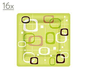 DALANI | Piatti quadrati: un nuovo modo di apparecchiare
