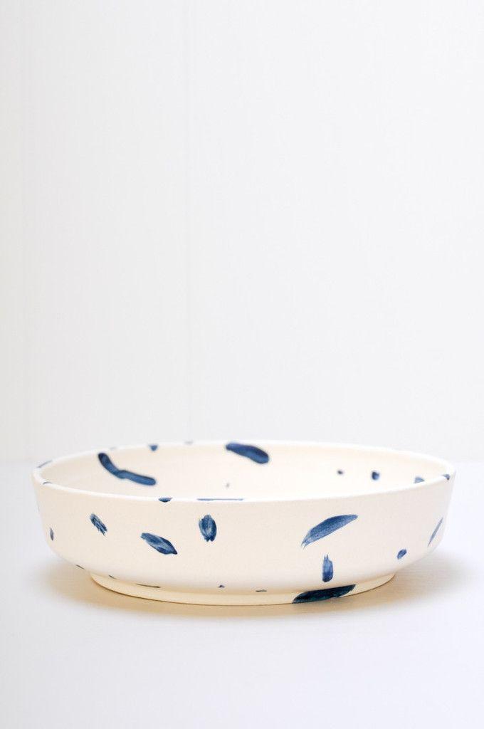 confetti bowl by koromiko.