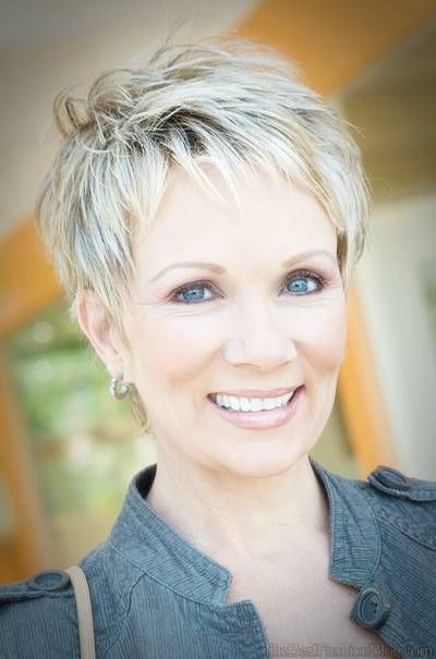 Most Preferred Short Hairstyles For Mature Women 2019