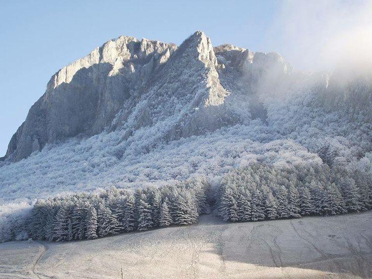 Székelykő (1129 m) Torockó, Erdély