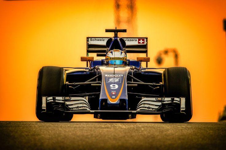 Marcus Ericsson • Abu Dhabi • Qualifying