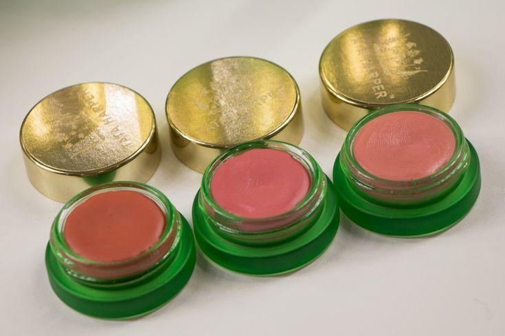 Nouveautés Tata Harper : volumizing Lip & Cheek Tint / Colorant naturel et volumateur pour lèvres et joues