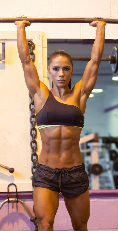 I will never look like this, but it is still my inspiration - World Bodybuilding Fitness Federation
