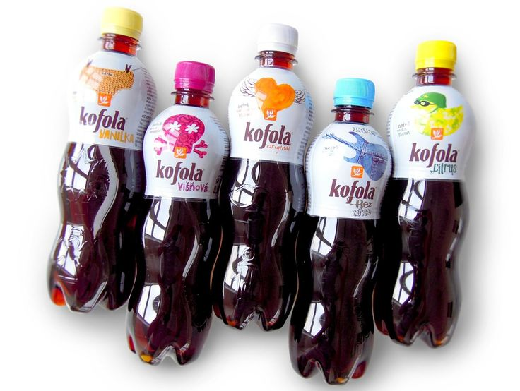 Kofola 0,5L on Packaging of the World - Creative Package Design Gallery