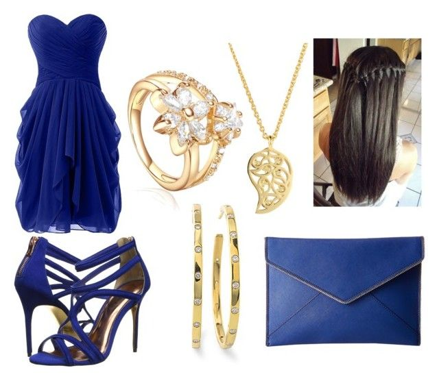 """""""Untitled #171"""" by lovly-sexy-pokemon on Polyvore featuring Ted Baker, Rebecca Minkoff, Sonal Bhaskaran and Ippolita"""