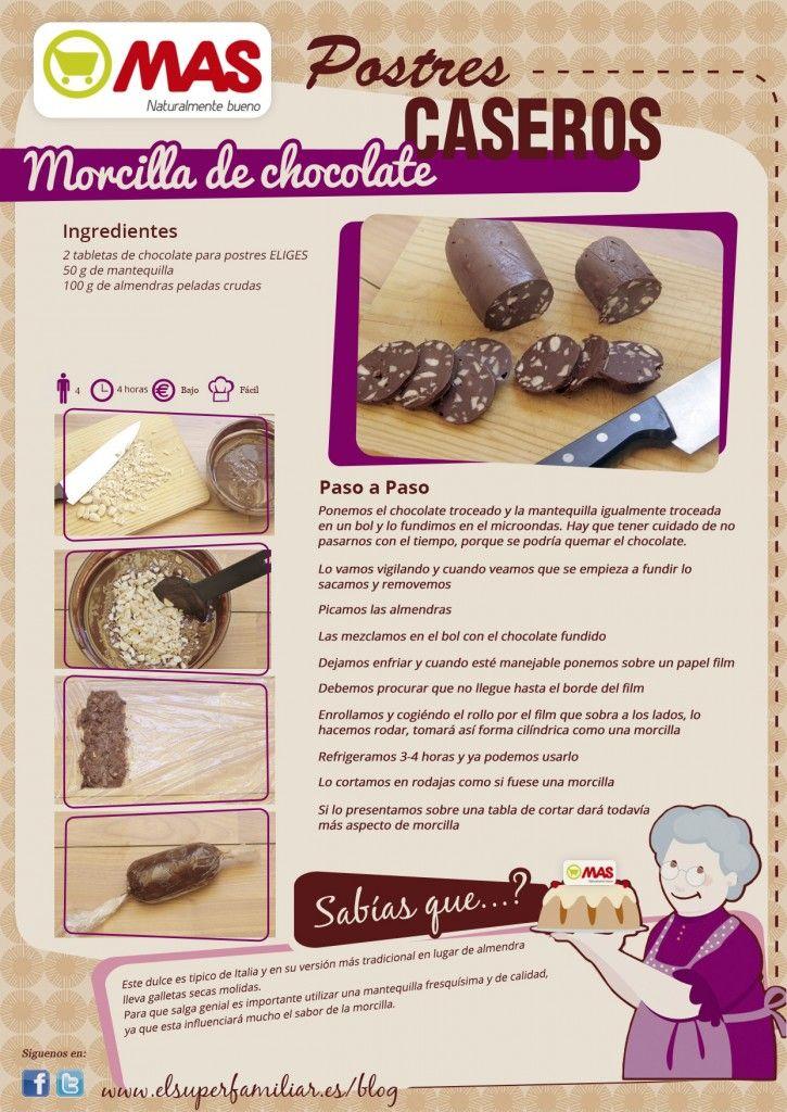 Morcilladechocolate