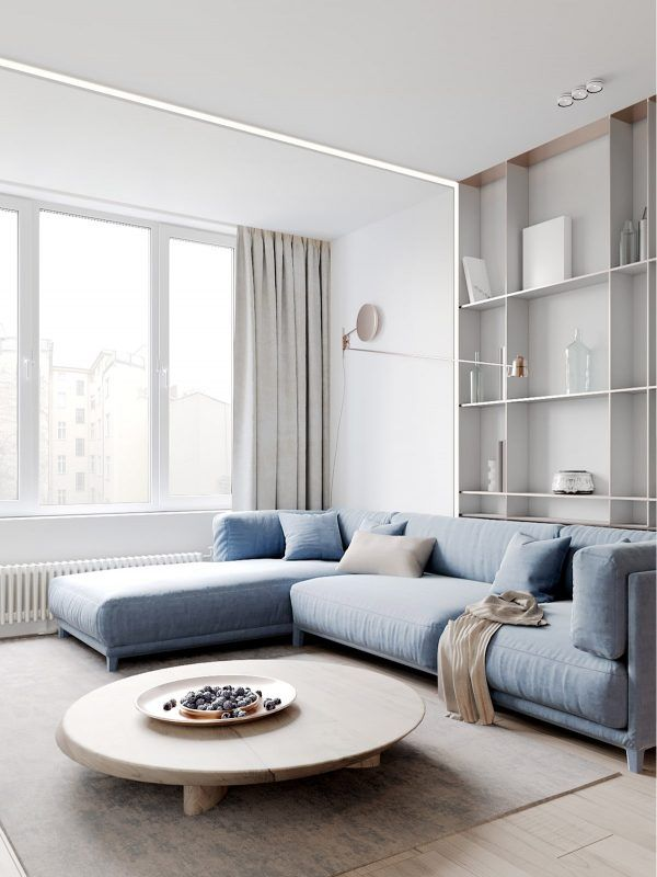 Petite Precious Pastel Home Interior Cool Architecture