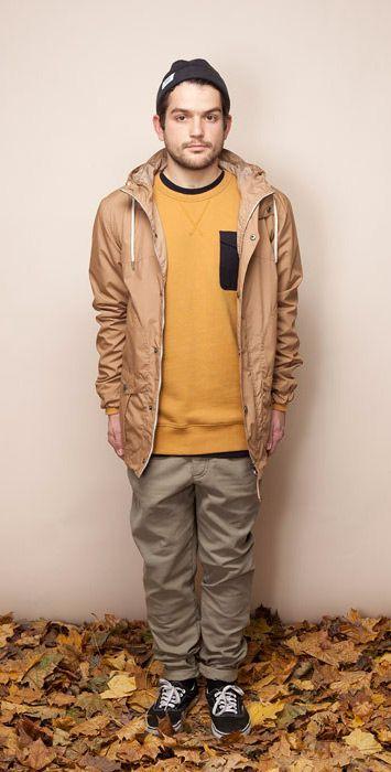 Ucon Acrobatics / Men / FW2013  http://www.urbag.cz/skvela-kolekce-obleceni-znacky-ucon-podzim-zima-2013-cast-prvni/  #ucon #uconacrobatics #steetwear #fashion