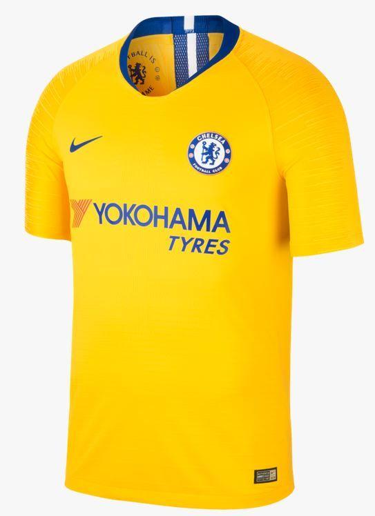 3816497d8 Chelsea FC Away kit 2018-19 season