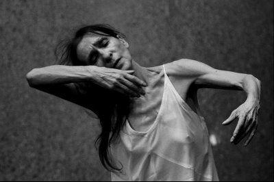 coreógrafa alemã Pina Bausch