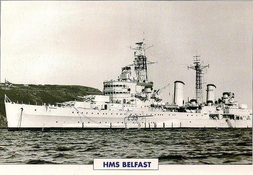 scan: HMS Belfast