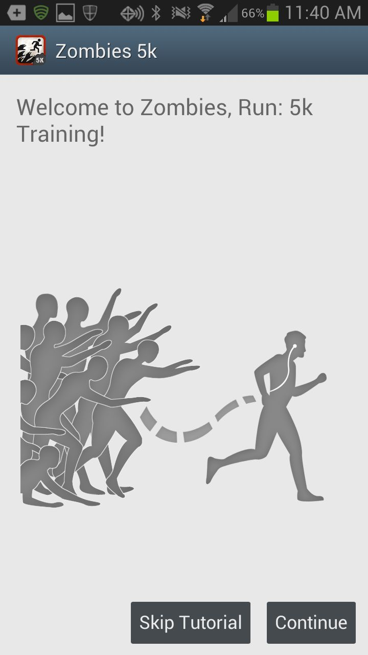 """Tech Review: """"Zombies, Run! 5K Training"""" Fitness Game"""