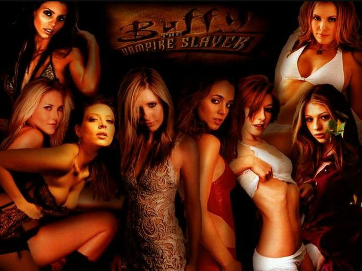 Buffy the vampire slayer nude picture 54