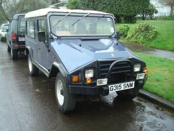 Portugese Jeep: 1989 UMM Alter 2 4×4
