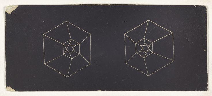 [Optical illusion]; Unknown; 1850s; Lithograph; 84.XC.979.10799; Gift of Weston J. and Mary M. Naef; J. Paul Getty Museum, Los Angeles, California