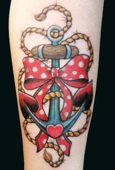 Anchor Tattoo                                                                                                                                                     More