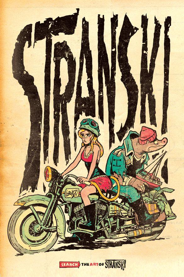Stranski: 22 gifs desse incrível vintage cartoon – Update or Die!