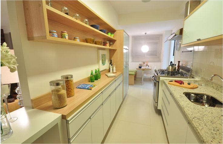 50 Cozinhas Pequenas de Corredor - Veja Modelos Lindos e Modernos!