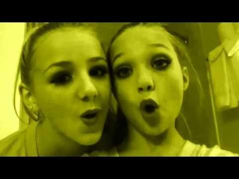 Dance Moms Chloe & Maddie remake Last Friday Night (Extras) - YouTube