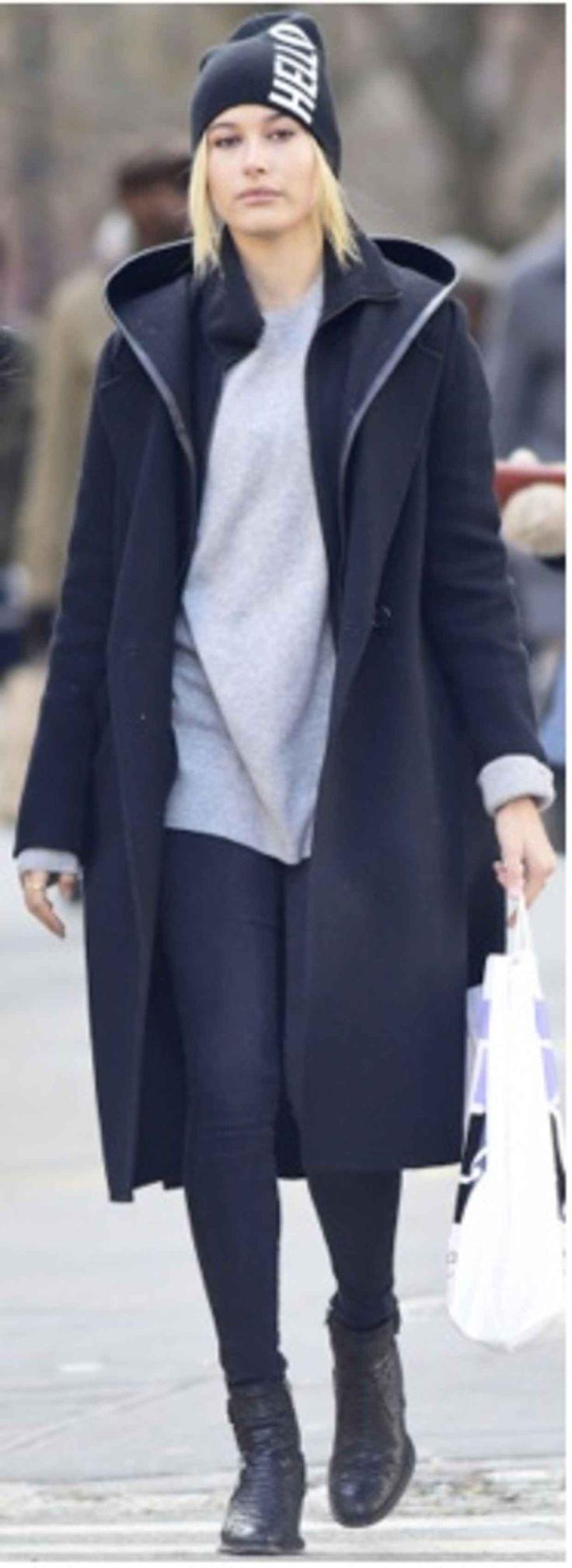 Celebrity Street Style of the Week: Hailey Baldwin, Hilary Duff,