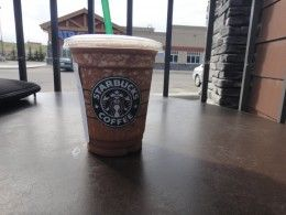 How to Make a Starbucks Double Chocolaty- Chip Frappuccino at Home