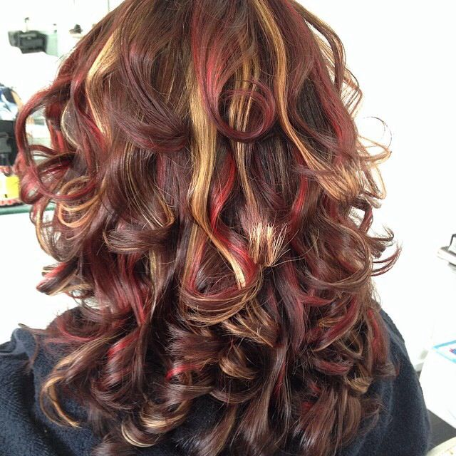 1000+ ideas about Red Brown Highlights on Pinterest ...