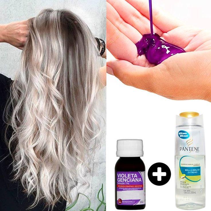 Que tal aprender a fazer seu próprio shampoo desamarelador? confira: https://receitasedicasatuais.com.br/que-tal-aprender-a-fazer-seu-proprio-shampoo-desamarelador-/