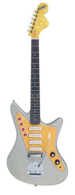 DiPinto Electric Guitars & Basses Galaxie 4 Guitar