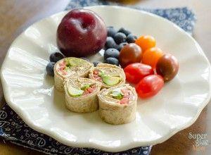 Zesty Avocado Rolls Recipe