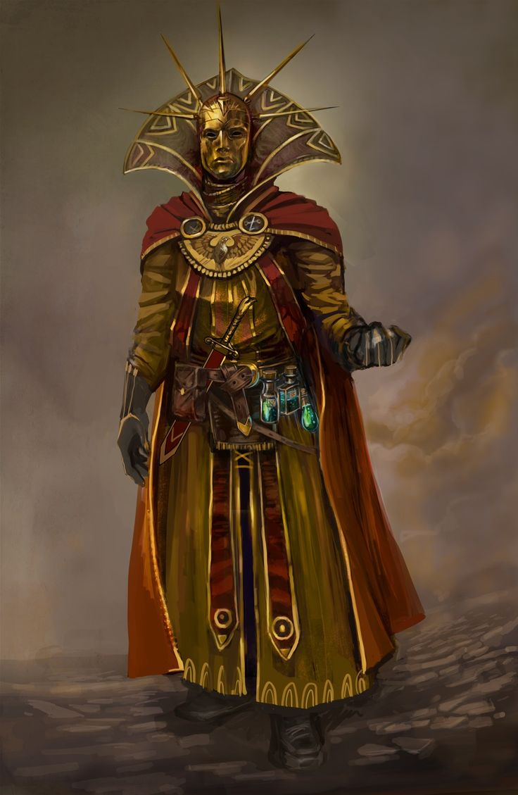 Baltazar, clérigo de Lathander