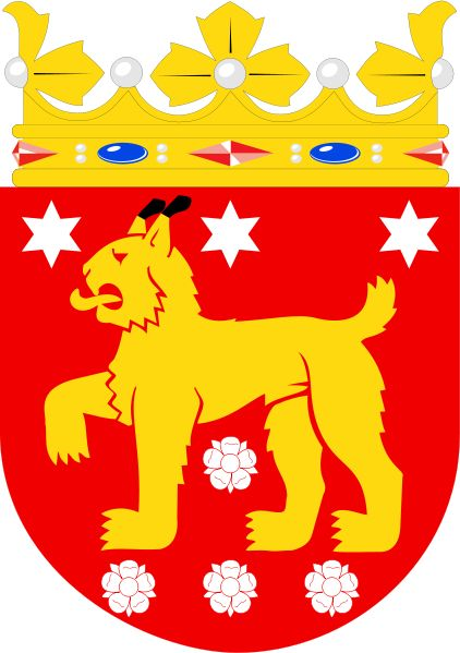 Coat of Arms of Tavastia Municipality, Finland