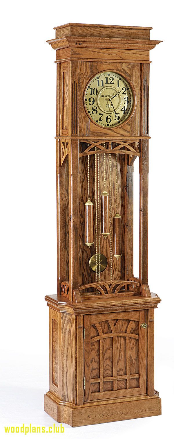 2019 Grandfather Clock Plans Fine Woodworking - Best Modern Furniture Check more at http://glennbeckreport.com/grandfather-clock-plans-fine-woodworking/