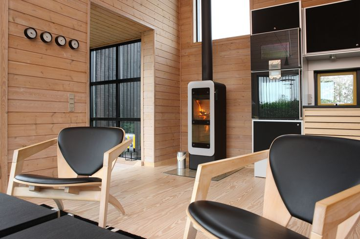 #Bionic is a #record-breaking efficient stove wich has double #combustion chambers. #RAIS