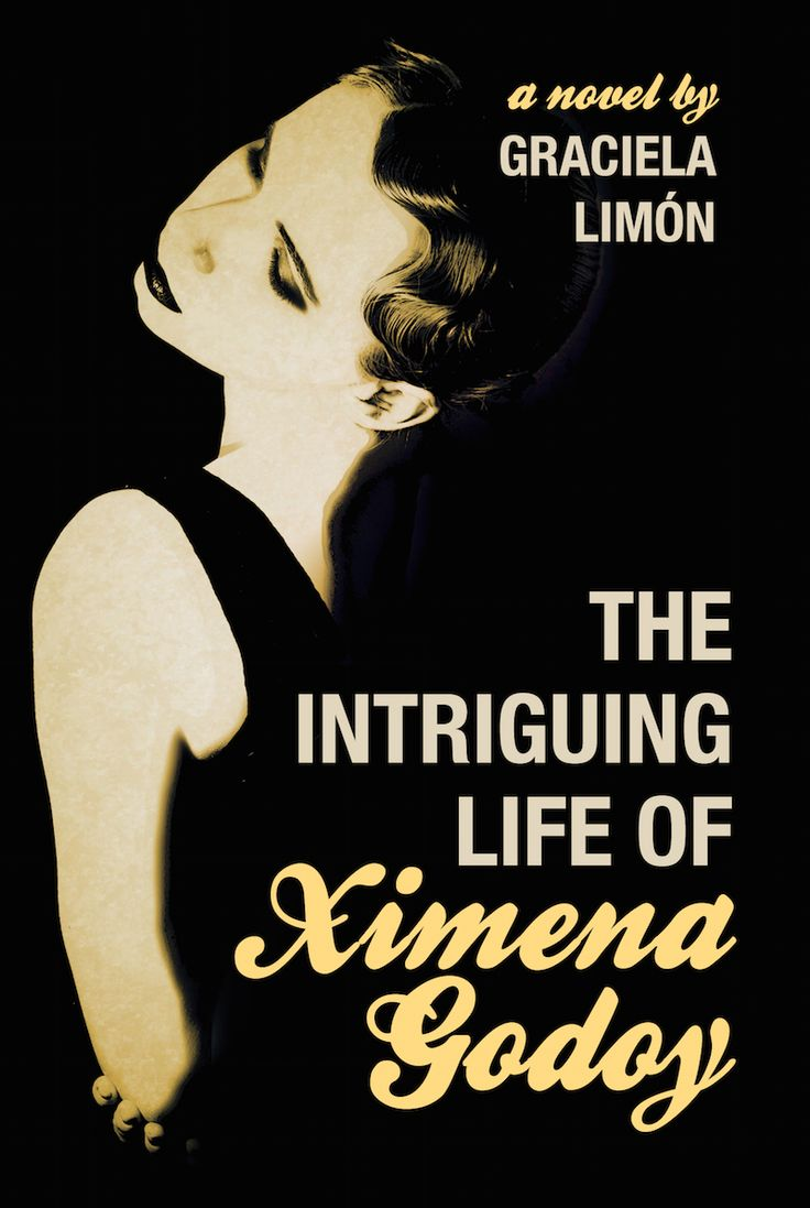 The Intriguing Life of Ximena Godoy. Book cover design by Dalitopia.