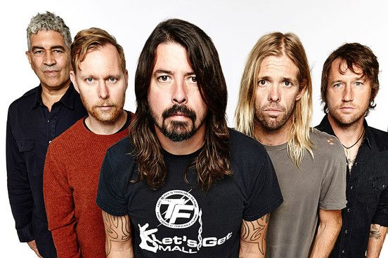 Foo Fighters tour kicks off in Washington, DC on July 4th. Cali dates include Sleep Train Amphitheatre - Chula Vista.