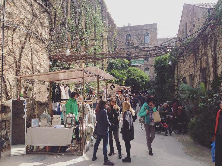 Palo Alto Market #Barcelona