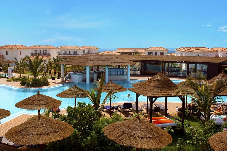 Hotel Melia Tortuga Beach Resort & Spa 5* TUI Ile de Sal prix promo Voyage pas cher Cap Vert TUI à partir 924,00 € TTC au lieu de 1 369 € 8J/7N Tout compris.