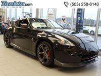 NEW 2014 370Z NISMO 2 AT $4,999 OFF MSRP!  Call Jay at 503-949-3975.