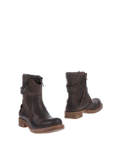 AGL estilo Botas con cremallera negro estilo AGL minimalista Mujeres Talla EU 36 Botines d49c1f