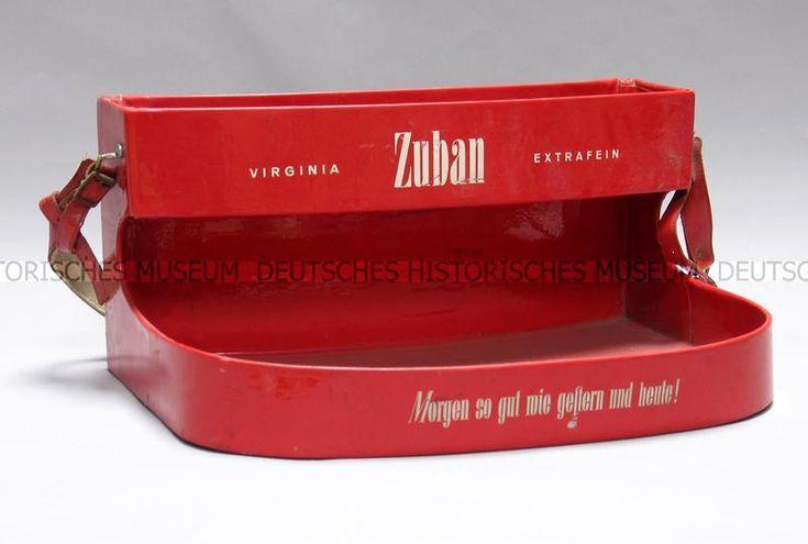 Bauchladen für Zuban-Zigaretten