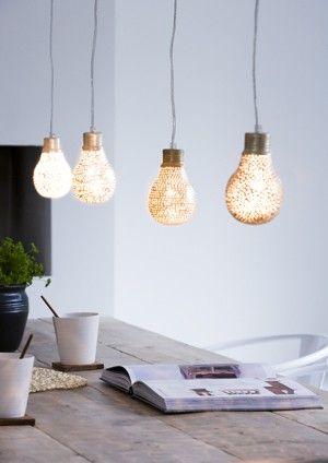 love the light bulbs