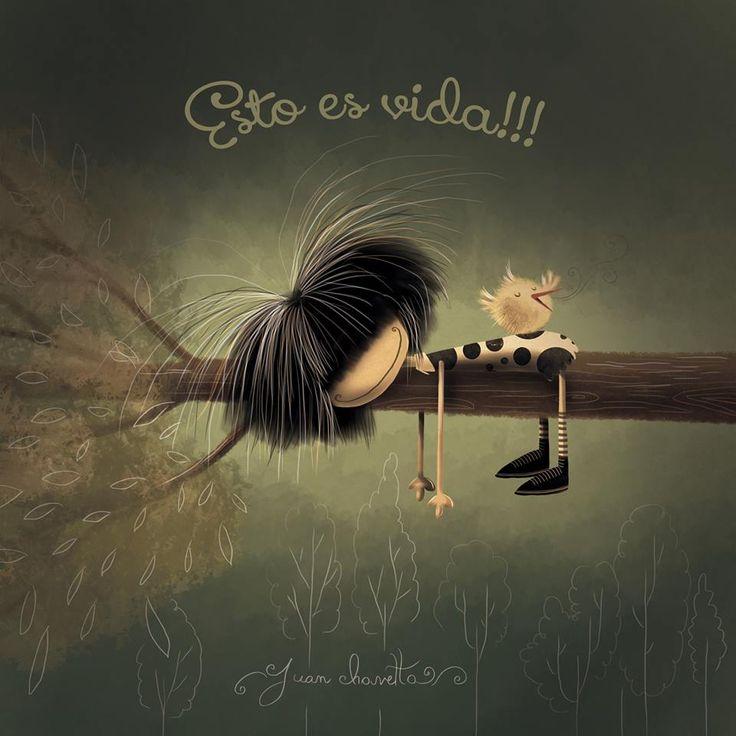Esto es vida!!!