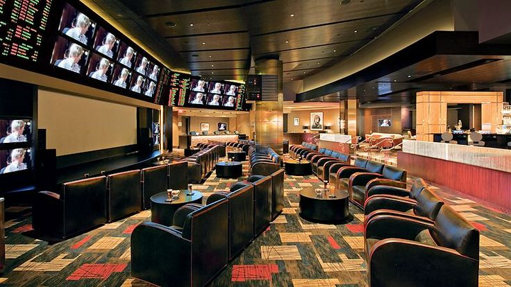 Hollywood Race and Sports Book All Bets on Vegas