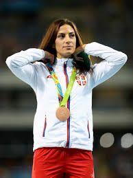 Ivana Španović - Olympic Athlete