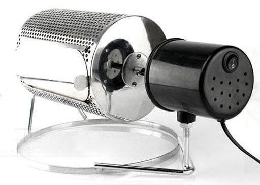 Домашнее хозяйство компактный кофе в зернах жаровня, Нержавеющая сталь выпечка машина, Выпекание бобы, Орешки, Семена, Жареный арахис