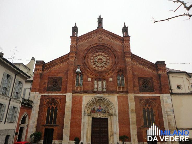 S.Marco #milano #milanodavedere www.milanodavedere.com